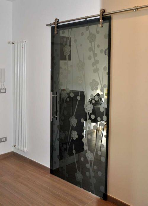 Produzione e vendita di porte in vetro di qualit for Porte scorrevoli in vetro napoli